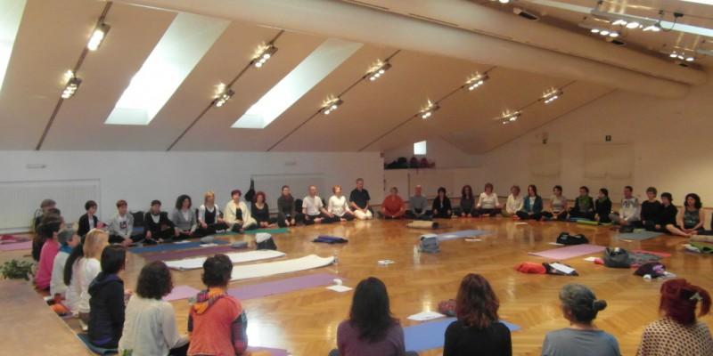 Merano Yogafestival – maggio 2015