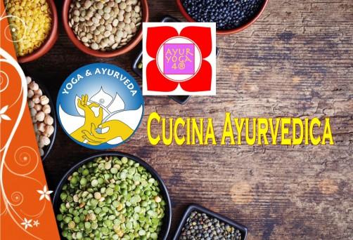 Workshop certificato di Cucina Ayurvedica
