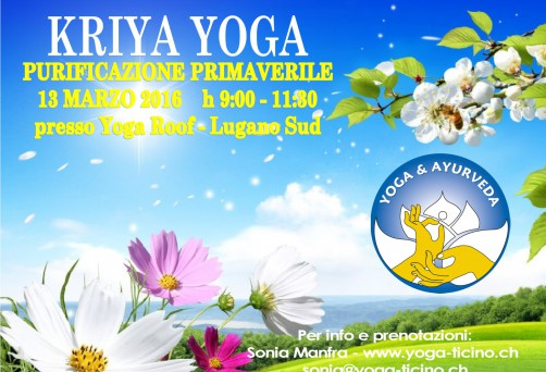 Kriya Yoga: tecniche di purificazione per la salute e il benessere