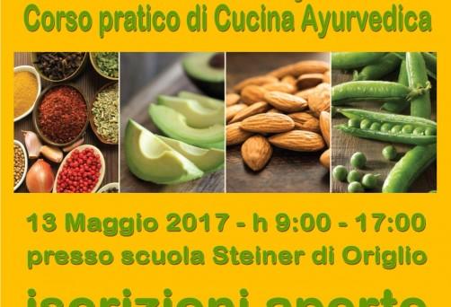 In Cucina con l'Ayurvedica – Corso pratico