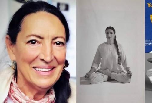 'Yoga e Ribellione per sperimentare il contrario'