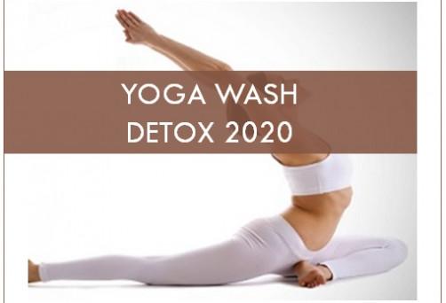 Yoga WASH – Yoga Detox 2020