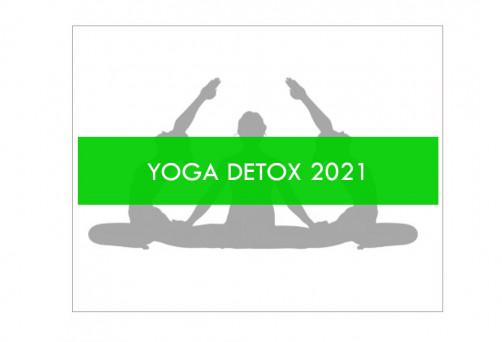 Yoga Detox 2021: un'azione disintossicante